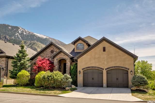 3028 E Scenic Valley Ln #412, Sandy, UT 84092 (#1683482) :: Bustos Real Estate   Keller Williams Utah Realtors