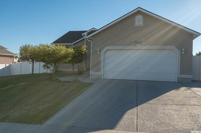 3617 S Pleasant Green Dr, Magna, UT 84044 (#1683492) :: Red Sign Team