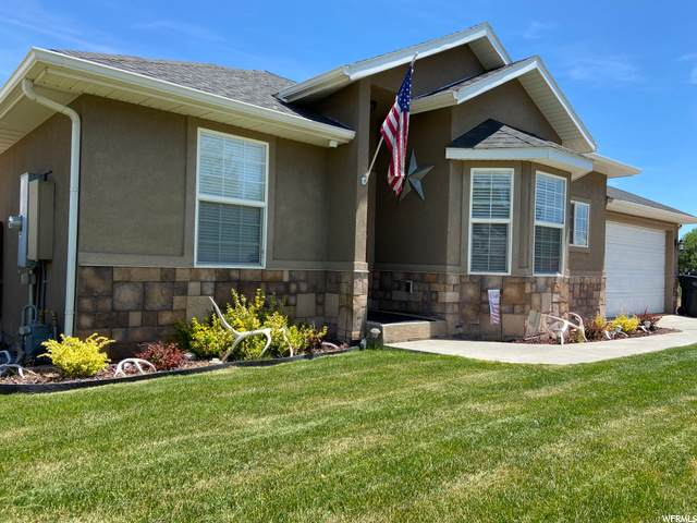 840 Club House Dr, Roosevelt, UT 84066 (#1683547) :: Red Sign Team