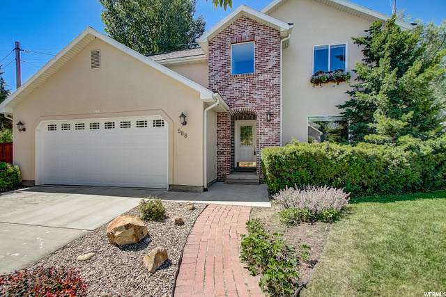 588 E Compton Ct, Murray, UT 84107 (#1683574) :: Utah City Living Real Estate Group