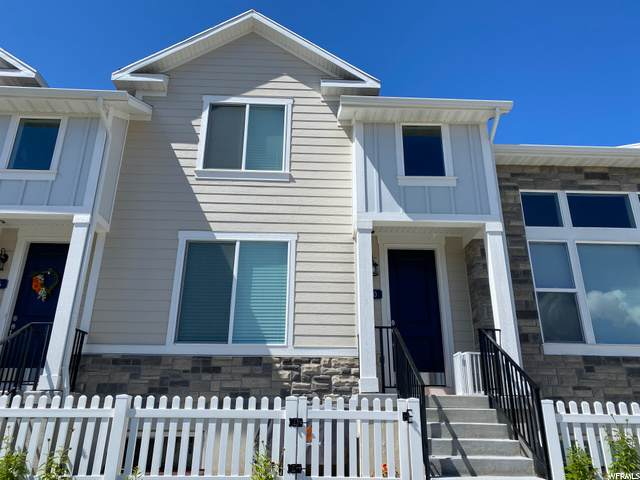 938 N 775 E #250, Layton, UT 84041 (MLS #1683591) :: Lookout Real Estate Group