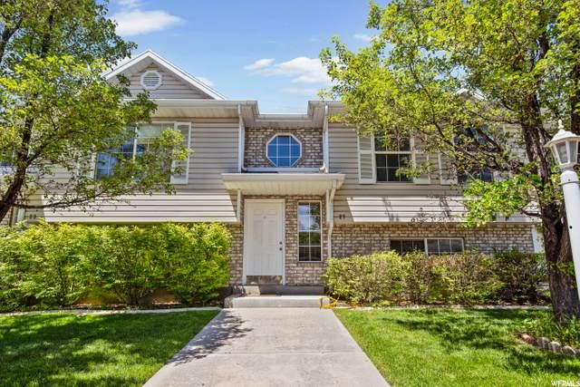 27 E 180 N, Orem, UT 84057 (#1683620) :: Big Key Real Estate