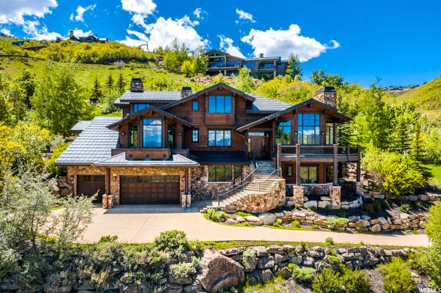 2681 W Deer Hollow Rd, Park City, UT 84060 (#1683634) :: Powder Mountain Realty