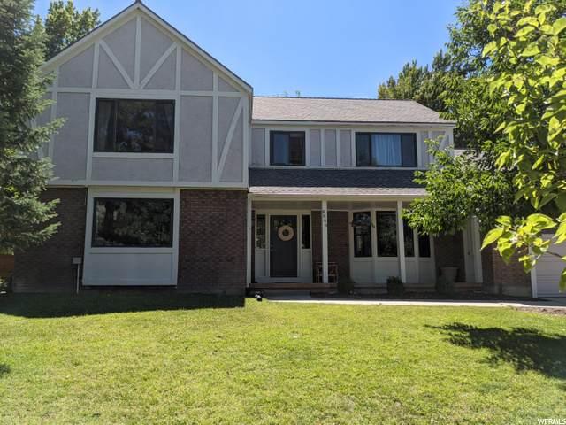 8886 S Tracy Dr E, Sandy, UT 84093 (#1683636) :: Bustos Real Estate | Keller Williams Utah Realtors