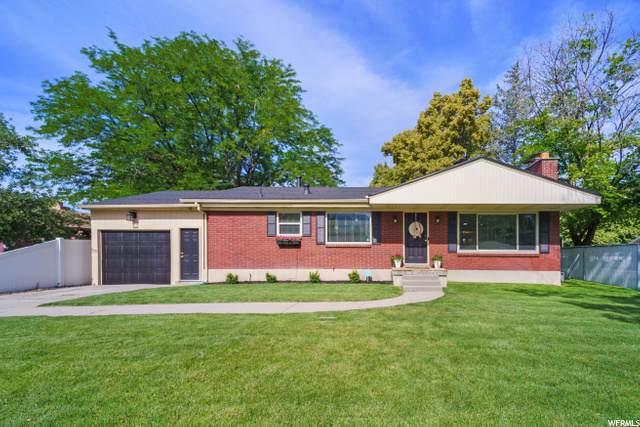 4580 S 600 E, Salt Lake City, UT 84107 (#1683649) :: Utah City Living Real Estate Group