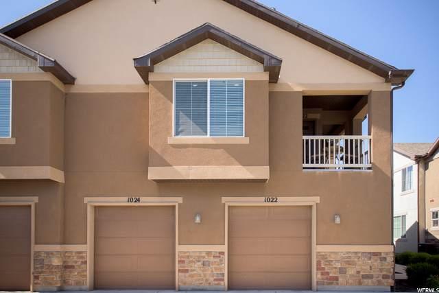 1022 W Allington Dr 116-4, North Salt Lake, UT 84054 (MLS #1683656) :: Lookout Real Estate Group