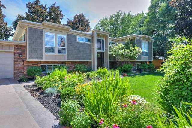 3442 E Magic View Dr S, Cottonwood Heights, UT 84121 (#1683665) :: Colemere Realty Associates