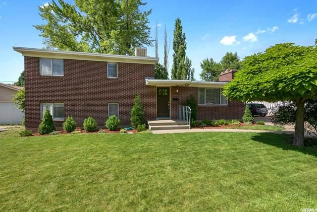 287 Crestwood Rd, Kaysville, UT 84037 (#1683684) :: Utah City Living Real Estate Group