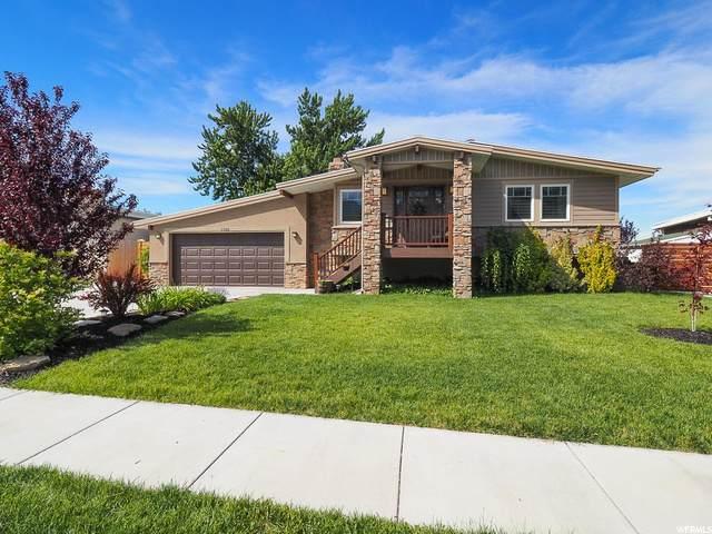 1358 E Mccormick Way S, Cottonwood Heights, UT 84121 (#1683686) :: Bustos Real Estate   Keller Williams Utah Realtors