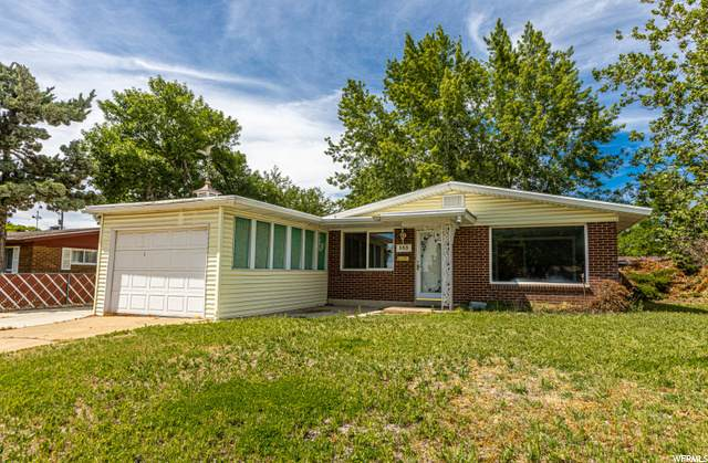 155 W 650 N, Clearfield, UT 84015 (#1683697) :: Utah City Living Real Estate Group