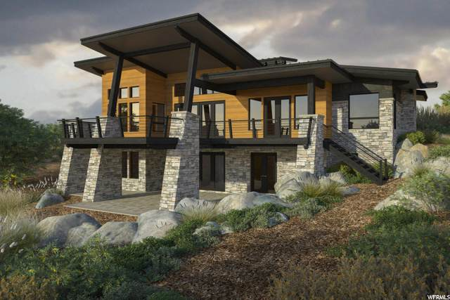 1133 Canyon Gate Rd, Park City, UT 84098 (MLS #1683708) :: Lookout Real Estate Group