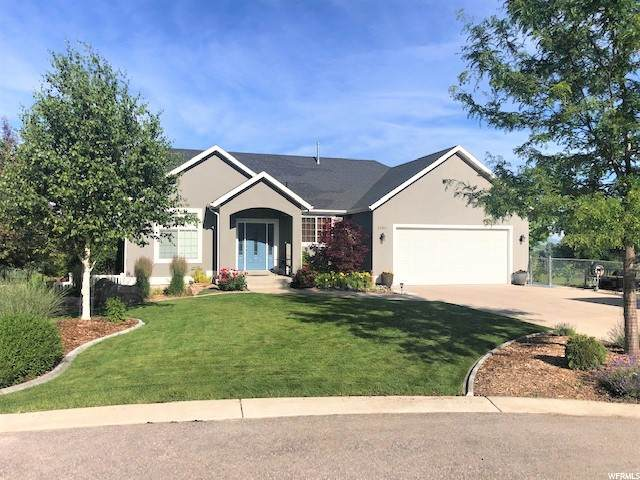 2285 N 740 E, Logan, UT 84341 (#1683720) :: Big Key Real Estate