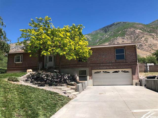 2131 S Mountain Vista Ln, Provo, UT 84606 (#1683728) :: RE/MAX Equity