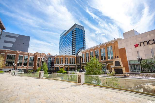35 E 100 St S #405, Salt Lake City, UT 84111 (#1683732) :: Exit Realty Success