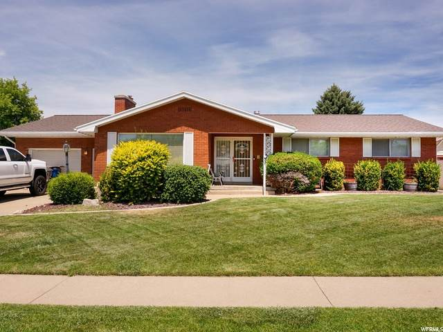 784 Panorama Dr, South Ogden, UT 84403 (#1683736) :: Exit Realty Success