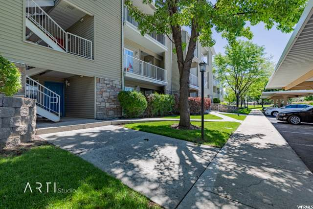 978 W Big River Ct S #3, South Salt Lake, UT 84119 (#1683761) :: Exit Realty Success