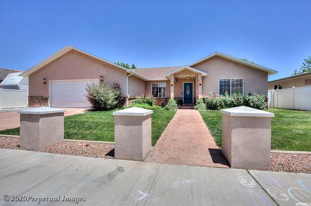 595 Jonny Way, Moab, UT 84532 (#1683765) :: Utah City Living Real Estate Group