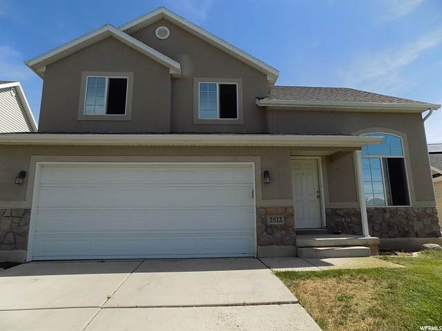 2512 N Jonathan Pl W, Saratoga Springs, UT 84045 (#1683779) :: Red Sign Team