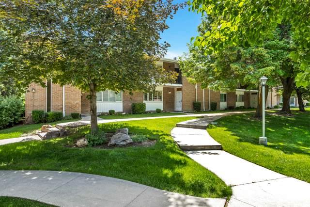 725 E Three Fountains Circle Cir S #63, Salt Lake City, UT 84107 (#1683788) :: Colemere Realty Associates