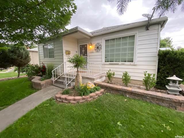 48 W Wasatch St S, Midvale, UT 84047 (#1683818) :: Utah City Living Real Estate Group