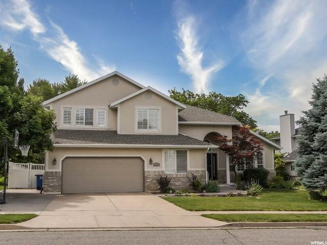 214 E Shadowbrook Ln S, Kaysville, UT 84037 (#1683822) :: Doxey Real Estate Group