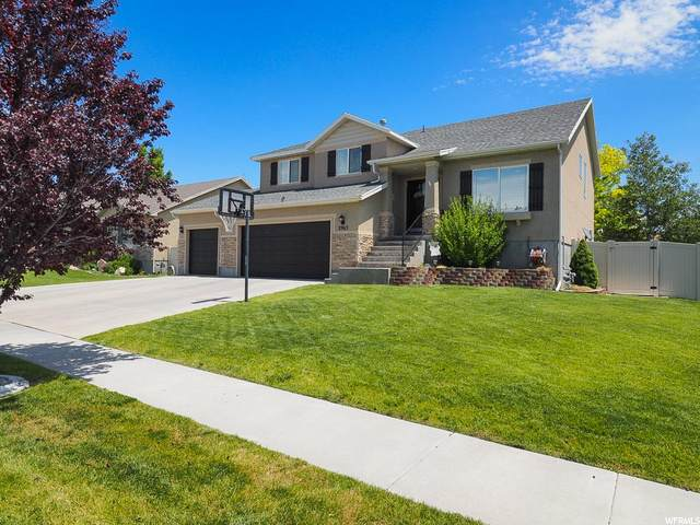 2963 S Hunter Mesa Dr, West Valley City, UT 84128 (#1683823) :: Bustos Real Estate | Keller Williams Utah Realtors