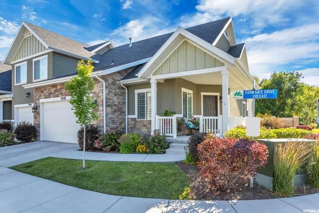 7978 S Farm Gate Dr E #36, Midvale, UT 84047 (#1683832) :: Bustos Real Estate | Keller Williams Utah Realtors