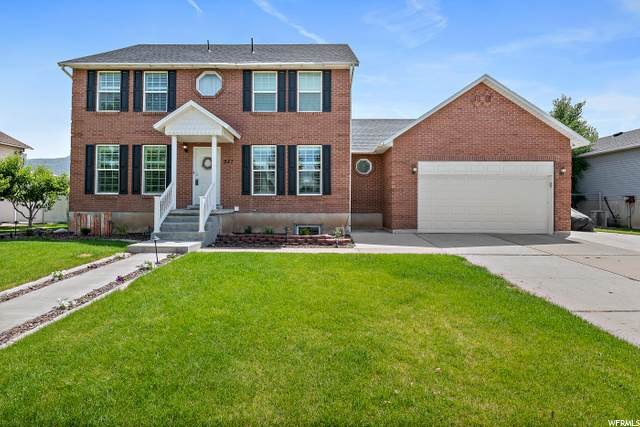 937 S Palos Verdes Dr E, Kaysville, UT 84037 (#1683833) :: The Perry Group
