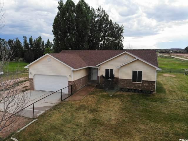 465 N 3200 W, Roosevelt, UT 84066 (MLS #1683846) :: Lawson Real Estate Team - Engel & Völkers