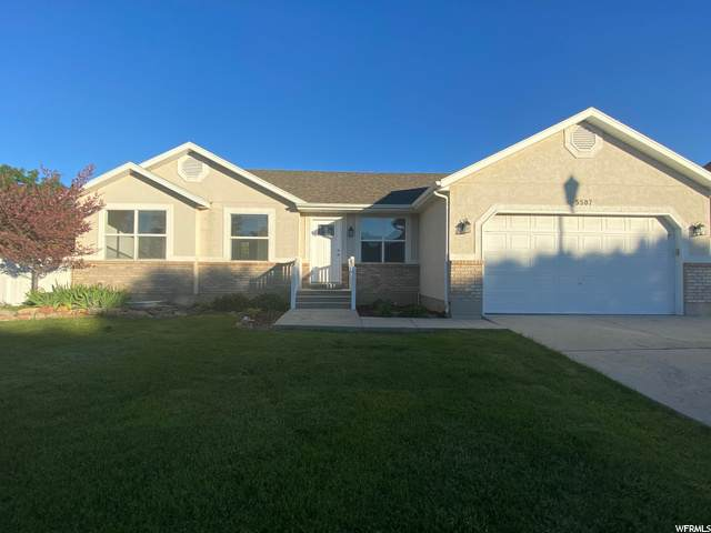 5507 W Toscana Way, Herriman, UT 84096 (#1683848) :: Gurr Real Estate