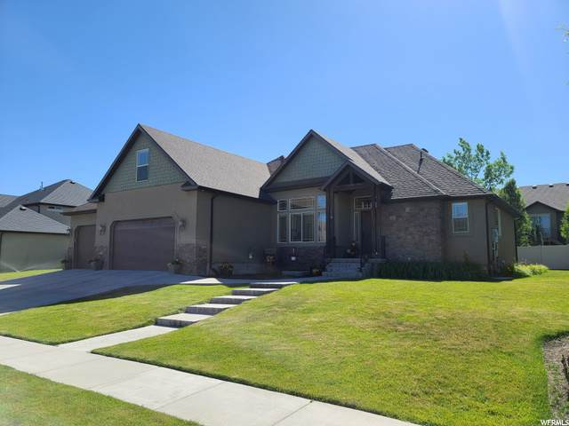 1719 N Lyndi Ln, Saratoga Springs, UT 84045 (#1683857) :: Red Sign Team