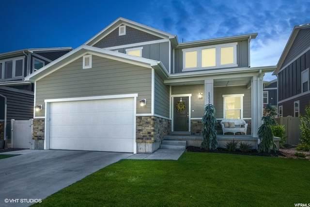 13329 S Moseley Way W, Herriman, UT 84096 (#1683866) :: Big Key Real Estate