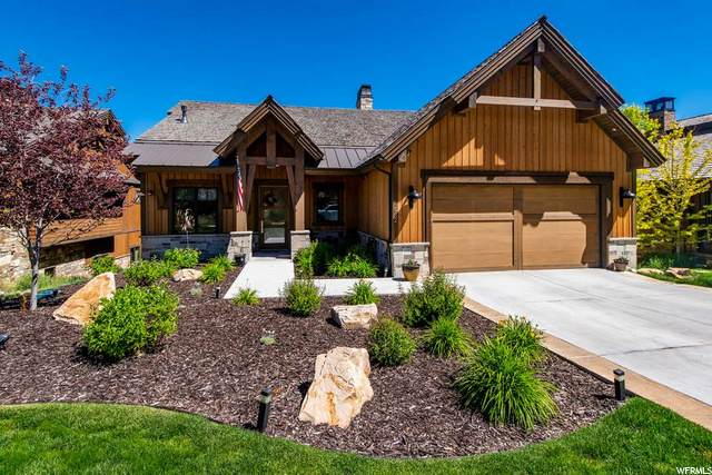 2632 Red Knob Way Cp2-10, Heber City, UT 84032 (#1683880) :: Big Key Real Estate