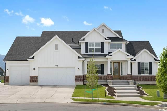 945 W Arabian Cir, Kaysville, UT 84037 (#1683903) :: Doxey Real Estate Group