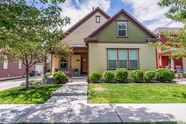 4358 W Degray Dr S, South Jordan, UT 84009 (#1683935) :: Utah City Living Real Estate Group