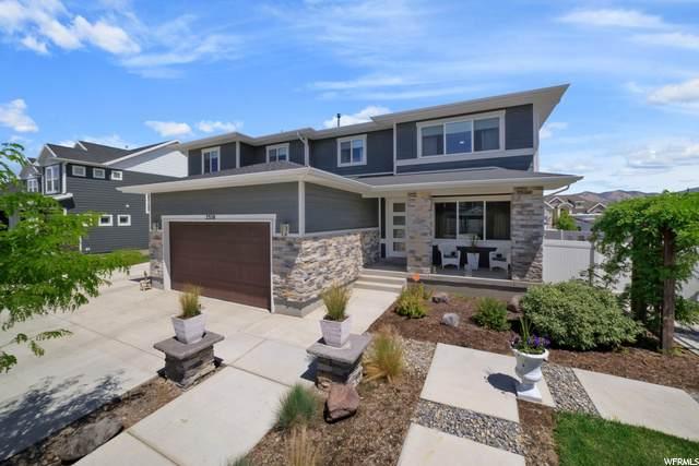 2358 Bluestem Dr, Lehi, UT 84043 (#1683957) :: Bustos Real Estate | Keller Williams Utah Realtors