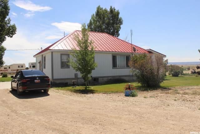 1435 E 400 N, Elmo, UT 84521 (#1683961) :: Big Key Real Estate