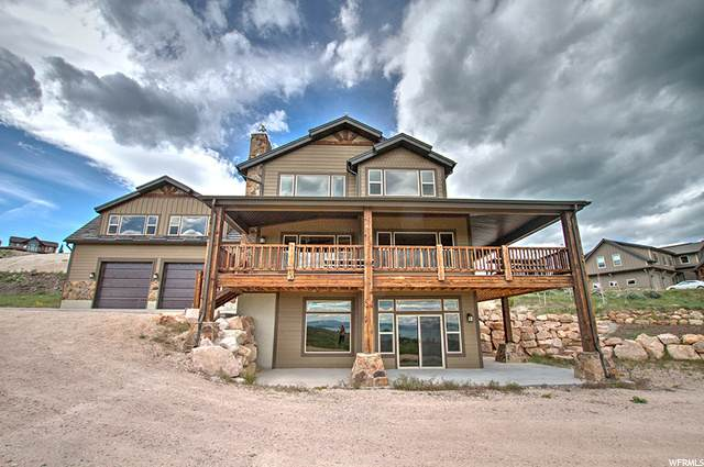 417 Reserve Dr, Fish Haven, ID 83287 (#1684022) :: REALTY ONE GROUP ARETE