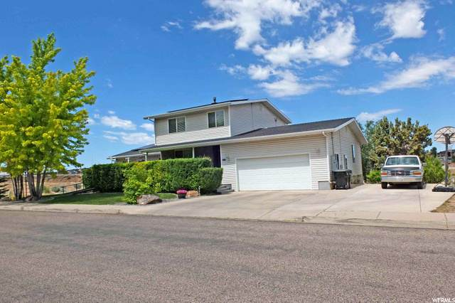 1232 S Interstate Dr, Cedar City, UT 84720 (#1684037) :: Doxey Real Estate Group