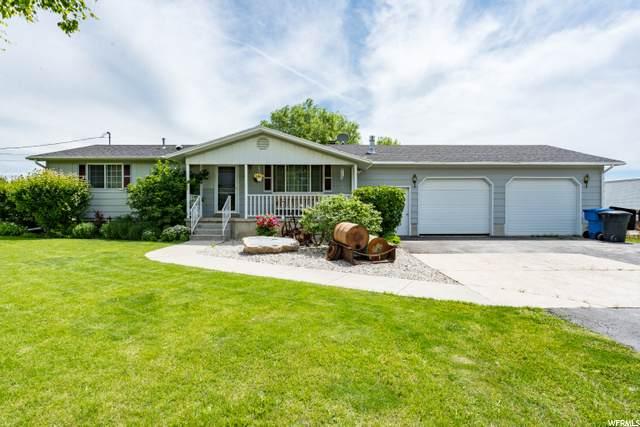142 S 400 W, Newton, UT 84327 (#1684065) :: Utah City Living Real Estate Group