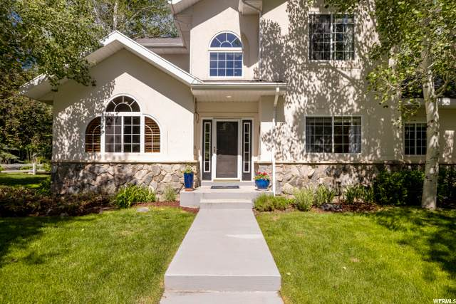 4471 Willow Creek Dr, Park City, UT 84098 (#1684086) :: Red Sign Team