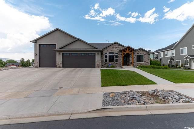 1454 S Harvest Ln, Spanish Fork, UT 84660 (#1684105) :: Big Key Real Estate