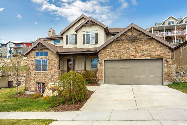 5242 N Grey Hawk Dr, Lehi, UT 84043 (#1684113) :: Doxey Real Estate Group