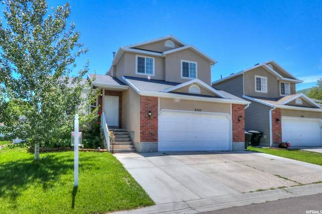 8565 W Tranquil Bay, Magna, UT 84044 (#1684117) :: Colemere Realty Associates