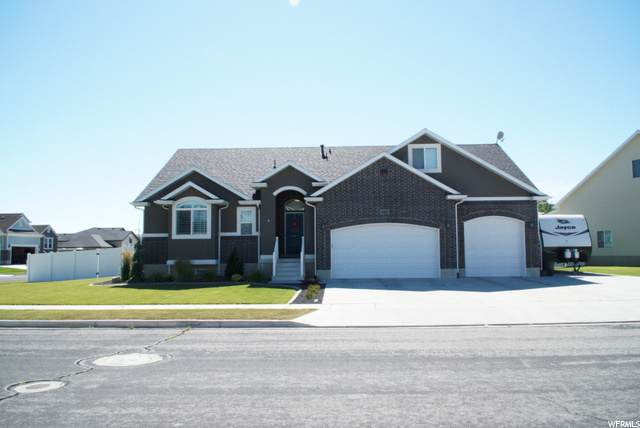 1410 S 4225 W, Syracuse, UT 84075 (#1684144) :: Doxey Real Estate Group