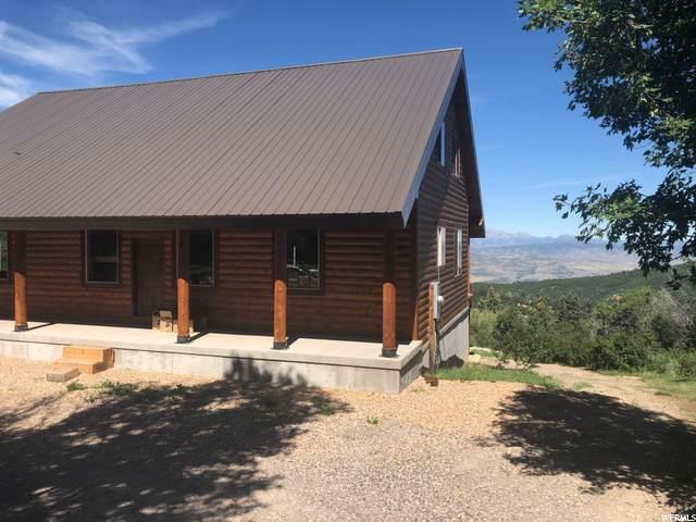 14825 E Thads Peak Dr J-65, Fairview, UT 84629 (#1684169) :: Bustos Real Estate | Keller Williams Utah Realtors