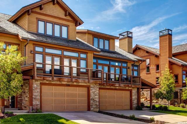 302 N Abajo Peak Way, Heber City, UT 84032 (MLS #1684242) :: High Country Properties