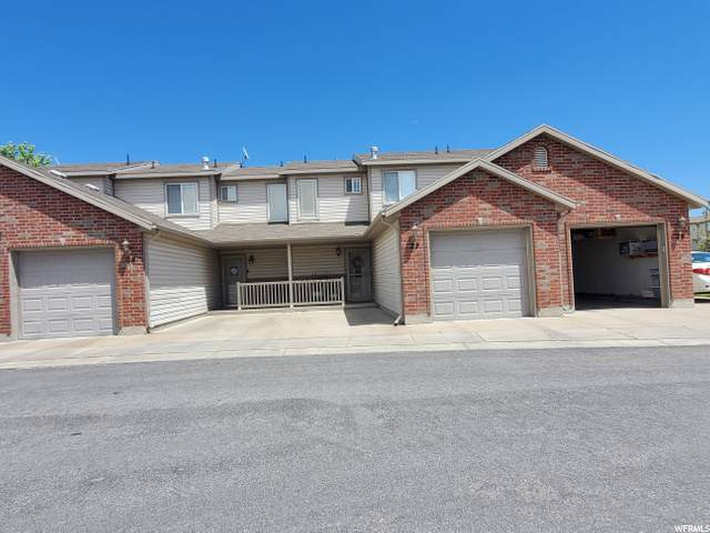 652 W 800 St N #27, Clinton, UT 84015 (#1684243) :: Doxey Real Estate Group