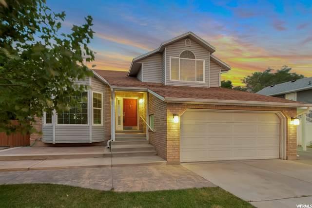 1084 N 600 W, Orem, UT 84057 (#1684245) :: Big Key Real Estate