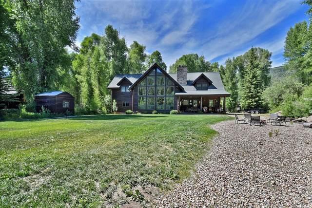 5422 E Ogden Ln #11, Oakley, UT 84055 (MLS #1684248) :: High Country Properties